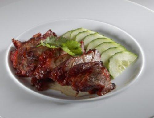 46 • Porc à la sauce aigre douce • 12.50€